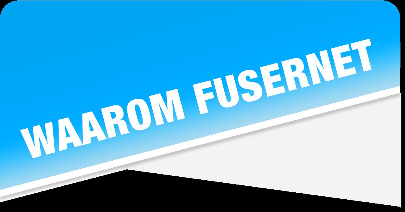 waarom kiezen voor fusernet ict services